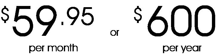 concierge pricing